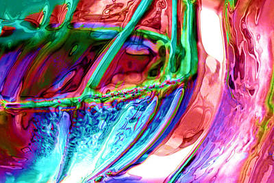Photograph - Water To Wine 2 by Kate Word