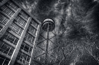 Greenpoint Photograph - Tower Of Doom by Mike Deutsch