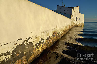 Mill Photograph - Water Wall by Angelo DeVal