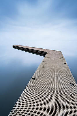 Photograph - West Kirby Marina Jetty by Mark Boadey
