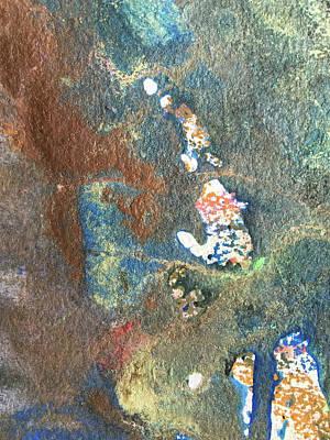 Waterburst Art Print
