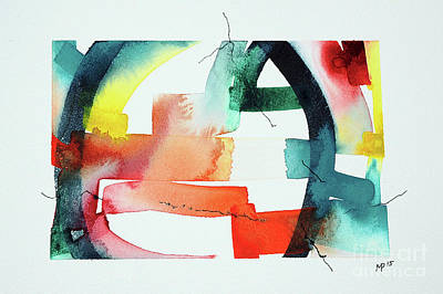 Mixed Media - Watercolor 12 by Mark Palmer
