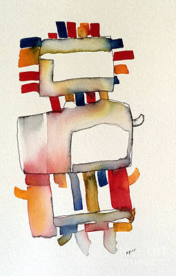 Mixed Media - Watercolor IIi/sold by Mark Palmer