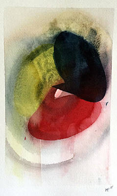 Mixed Media - Watercolor Iv by Mark Palmer