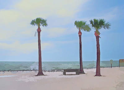 Photograph - Watercolor Pine Island by Aimee L Maher Photography and Art Visit ALMGallerydotcom