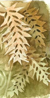 Watercolor Practice Art Print