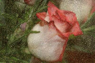 Photograph - Watercolor Rosebud by Donna G Smith
