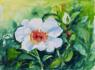 Painting - Watercolor Series 219 by Ingrid Dohm