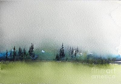 Painting - Watercolor Sketch 1 by Carolyn Doe