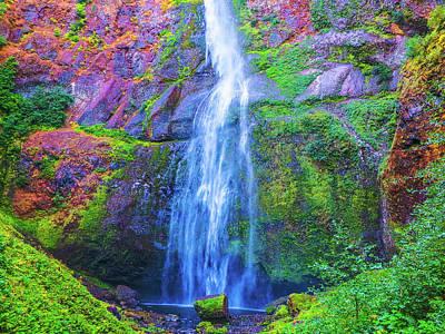 Photograph - Waterfall 1 by Jason Brooks