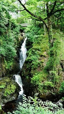 Waterfall 1 Original by LDS Dya