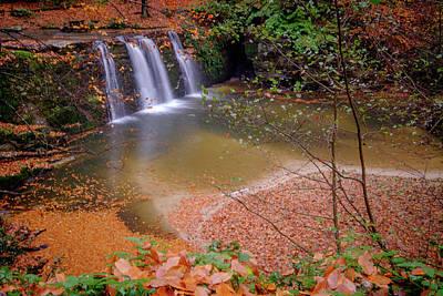 Photograph - Waterfall-1 by Okan YILMAZ