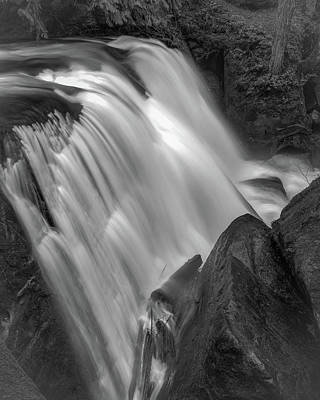 Photograph - Waterfall 1577 by Chris McKenna