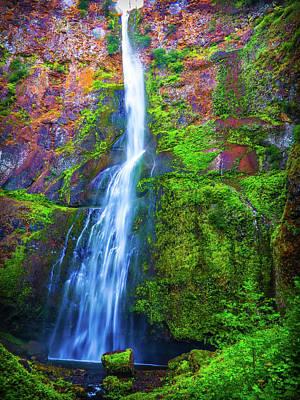 Photograph - Waterfall 2 by Jason Brooks