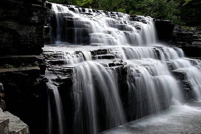 Waterfall 2 Art Print