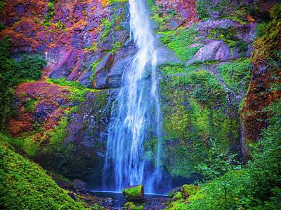Photograph - Waterfall 3 by Jason Brooks