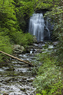 Photograph - Waterfall 3702 by Peter Skiba