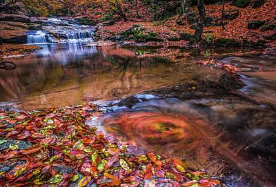 Photograph - Waterfall-4 by Okan YILMAZ