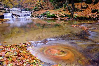 Photograph - Waterfall-5 by Okan YILMAZ