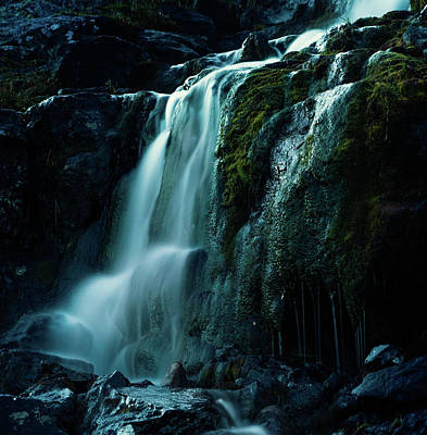 Waterfall Photograph - Waterfall by Arto Marttinen