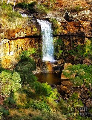 Photograph - Waterfall Beauty by Blair Stuart