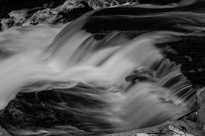 Photograph - Waterfall by Bob Grabowski