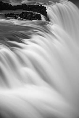 Photograph - Waterfall by Chris McKenna