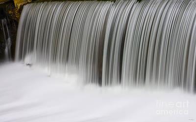Photograph - Waterfall Comb by Jennifer White