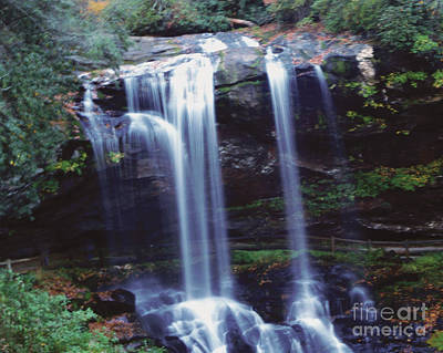 Photograph - Waterfall  by Debra Crank