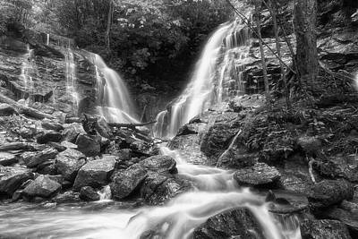 Photograph - Waterfall Dreams by Russell Pugh