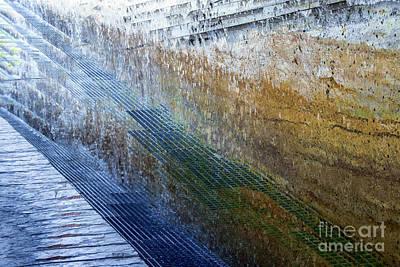 Digital Art - Waterfall by Georgianne Giese