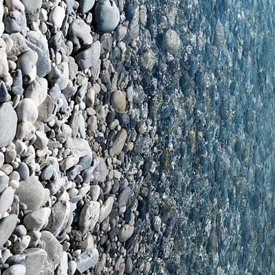 Photograph - Waterfall by Helga Novelli