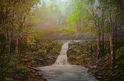 Painting - A Place Of Peace  by Michael Mrozik