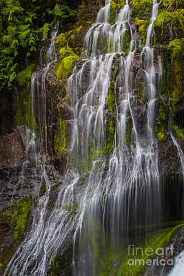 Photograph - Waterfall In Silk by Patricia Babbitt