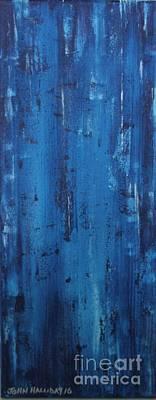 Sense Of Movement Painting - Waterfall by John Halliday