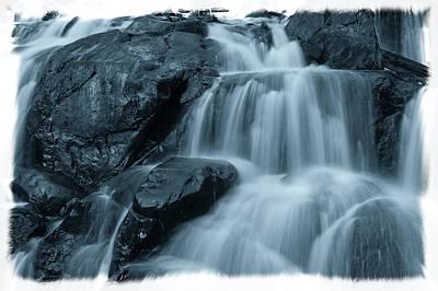 Photograph - Waterfall by Jonathan Nguyen