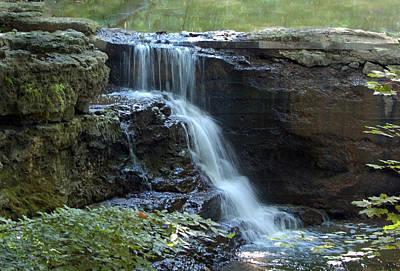 Photograph - Waterfall  by Kathleen Stephens