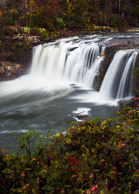 Photograph - Waterfall Landscapes by Parker Cunningham