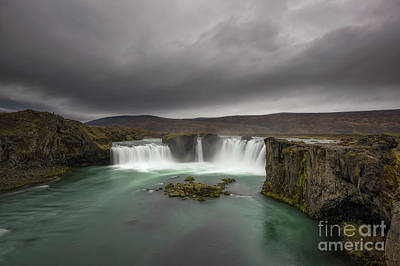 Photograph - Waterfall Of The Gods  by Michael Ver Sprill