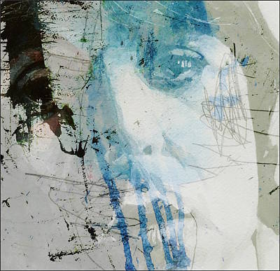 Mixed Media - Waterfall  by Paul Lovering
