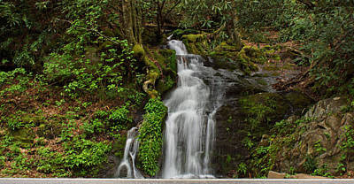 Photograph - Waterfall by Sandy Keeton