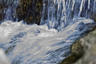 Photograph - Waterfall Tva's Wilson Dam by Gwendolyn Christopher