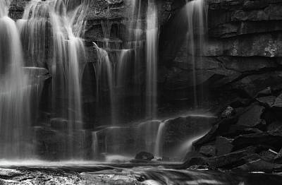 Photograph - Waterfall Wonderworld by Dan Sproul