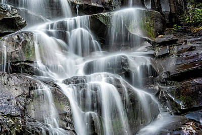 Photograph - Waterfalls by Cathie Crow