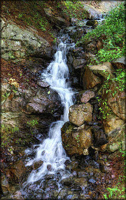 Photograph - Waterfalls by Elaine Malott