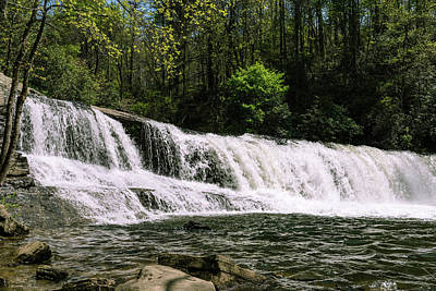 Photograph - Waterfalls Of America by Tammy Ray