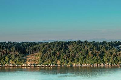 Photograph - Waterfront Living by E Faithe Lester