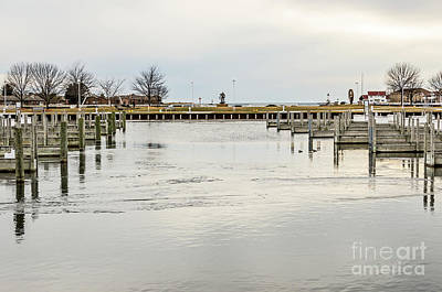 Photograph - Waterfront Park In Ludington, Michigan by Sue Smith