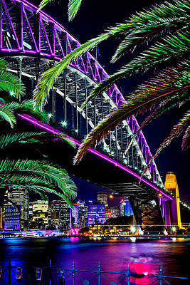 Sydney Harbour Photograph - Waterfront Romance by Az Jackson