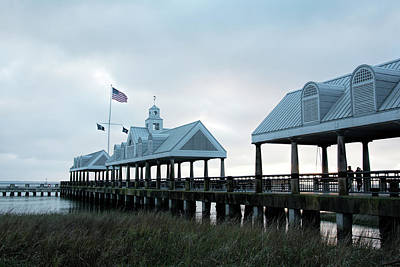 Photograph - Waterfront Wakeup by Ed Waldrop